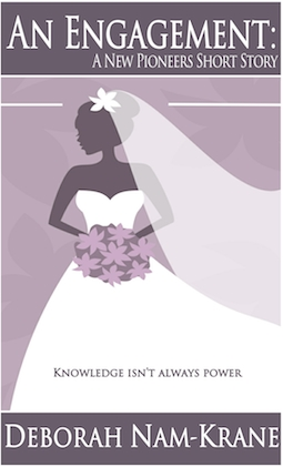 An Engagement  ebook cover